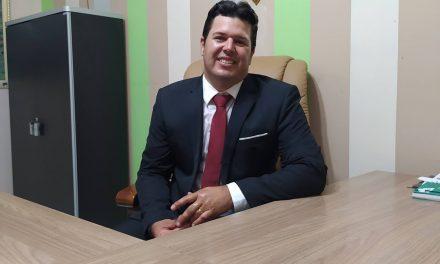 Prefeito de Prata Genivaldo Tembório em breve irá a Brasília em busca de recursos para o município de Prata