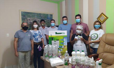 PROCASE realiza entrega de kits para os membros da feira agroecologia de Prata
