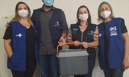 Exclusivo :O Prefeito Genivaldo Tembório, determina início imediato da vacinação, após a chegada das vacinas ao município.
