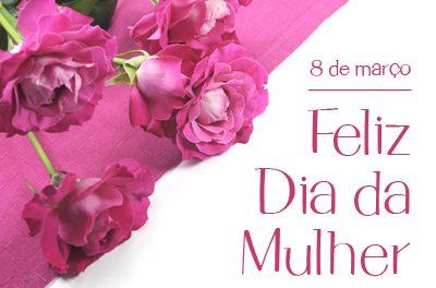 Dia Internacional da Mulher: Mensagem do Prefeito Genivaldo Tembório e Primeira Dama Isadora Araújo.