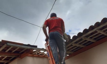 Prefeitura da Prata realiza manutenção na Creche Tia Mocinha
