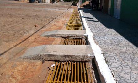 Gestão de trabalho: Prefeitura de Prata conclui obras de drenagem na Rua José Borba Filho