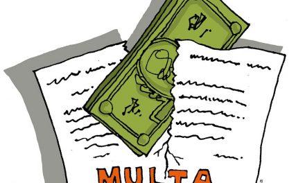 Servidor Público da Prefeitura Municipal de Prata recebe multa por descumprimento ao decreto municipal