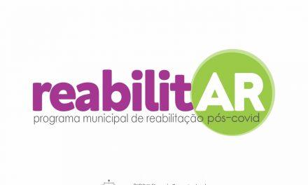 Reabilitar – Programa Municipal de reabilitação pós COVID-19 em Prata.