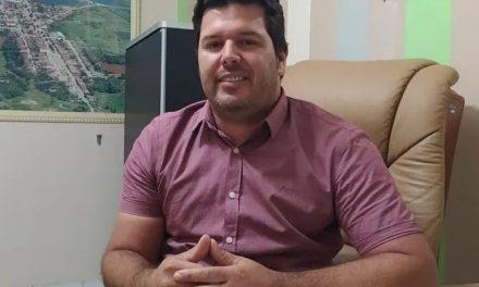 Prefeito de Prata esclarece a população sobre projeto que pede abertura de crédito adicional para construção de portal na cidade